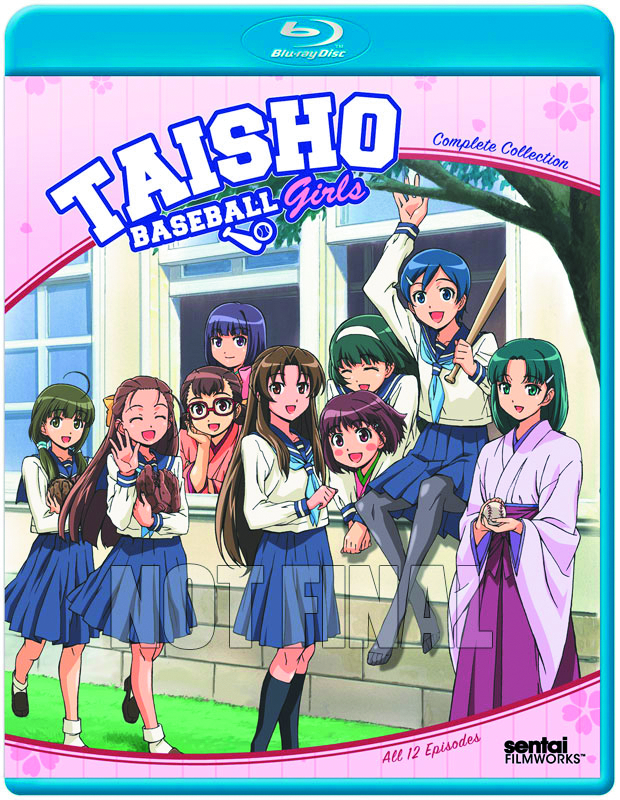 TAISHO BASEBALL GIRLS COMP COLL BD