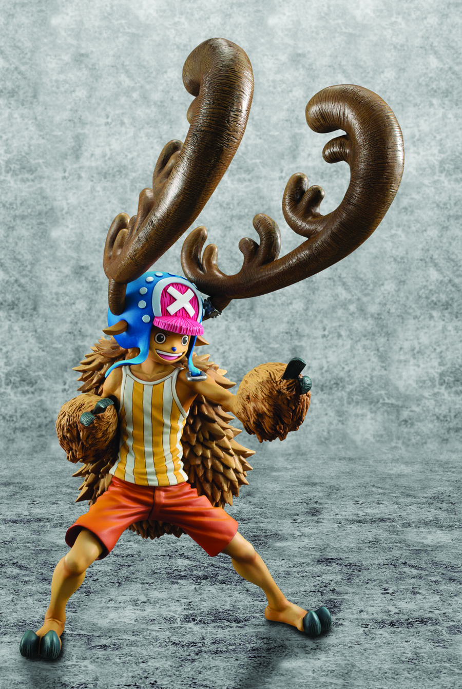 ONE PIECE POP CHOPPER EX MODEL MAS PVC FIG HP VER