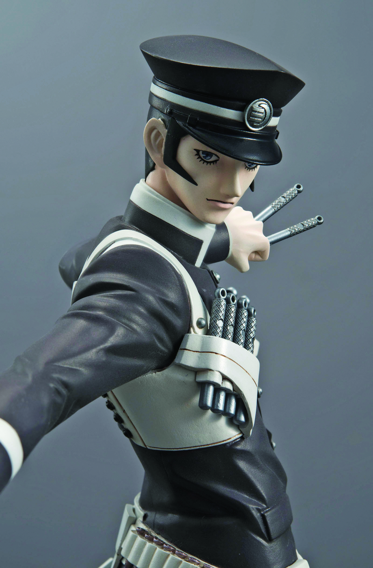 SMT DEVIL SUMMONER RAIDOU GCC DX PVC FIG