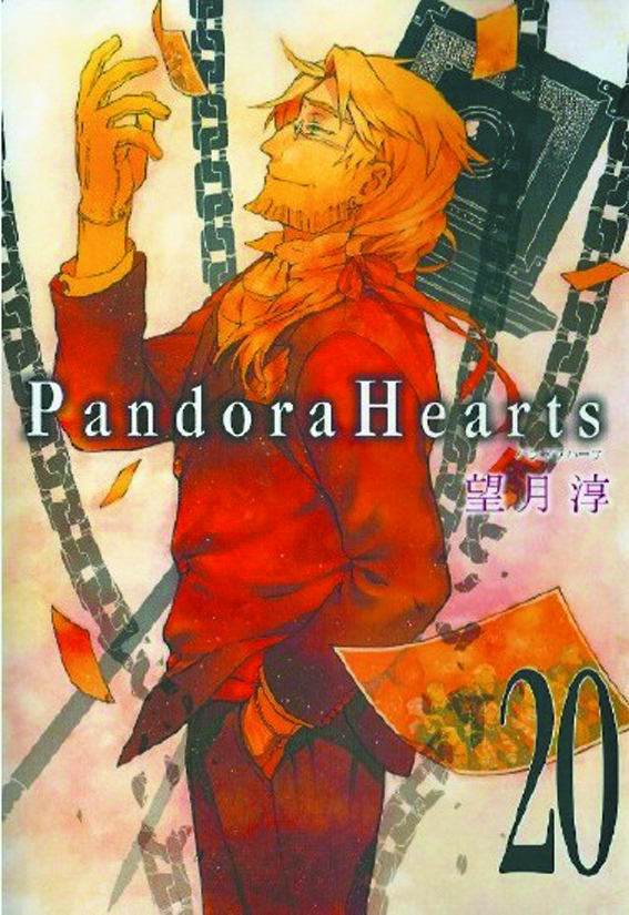 PANDORA HEARTS GN VOL 20
