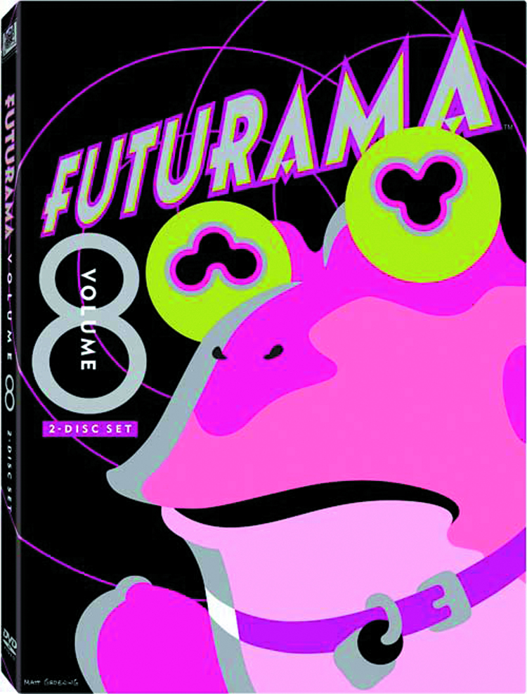 FUTURAMA DVD VOL 08