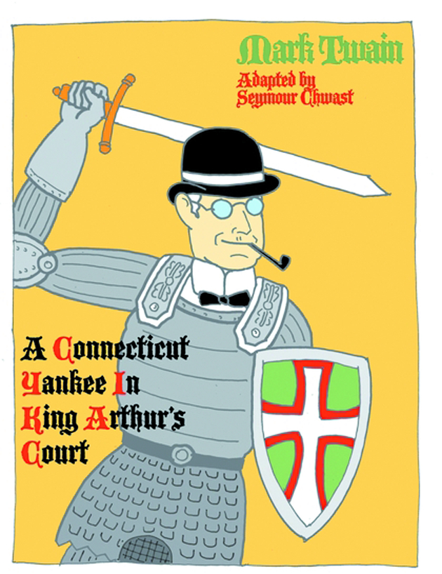 CONNECTICUT YANKEE KING ARTHURS COURT GN