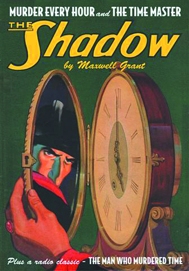SHADOW DOUBLE NOVEL VOL 81