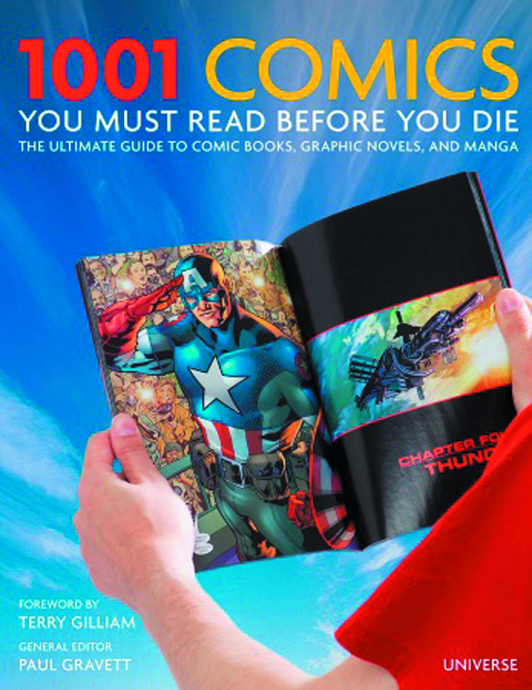 1001 COMICS YOU MUST READ BEFORE YOU DIE HC SALE PRICE