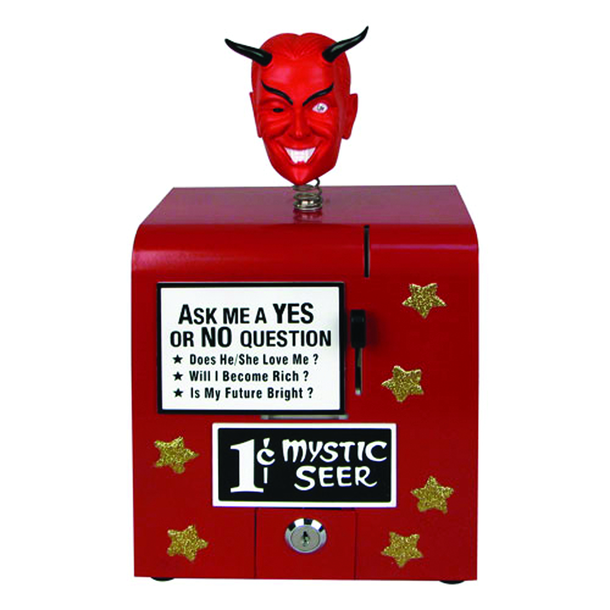 TWILIGHT ZONE MYSTIC SEER REPLICA RED VERSION