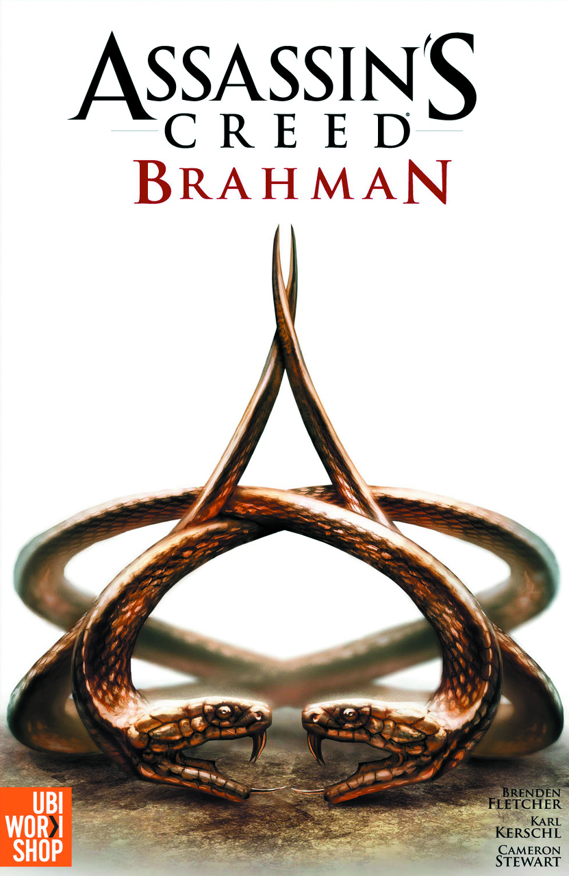 ASSASSINS CREED BRAHMAN GN