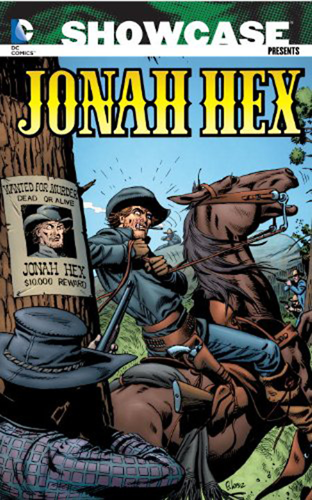 SHOWCASE PRESENTS JONAH HEX TP VOL 02