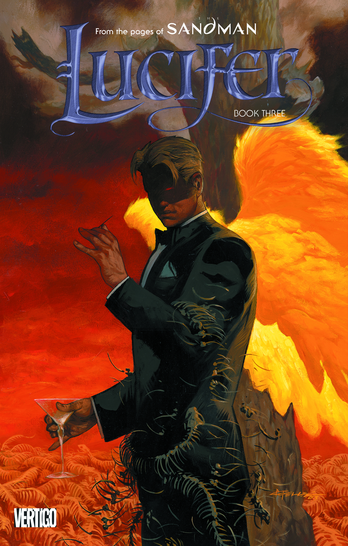 LUCIFER TP VOL 03