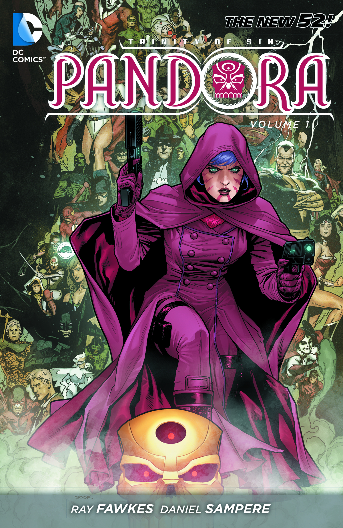 TRINITY OF SIN PANDORA TP VOL 01 THE CURSE