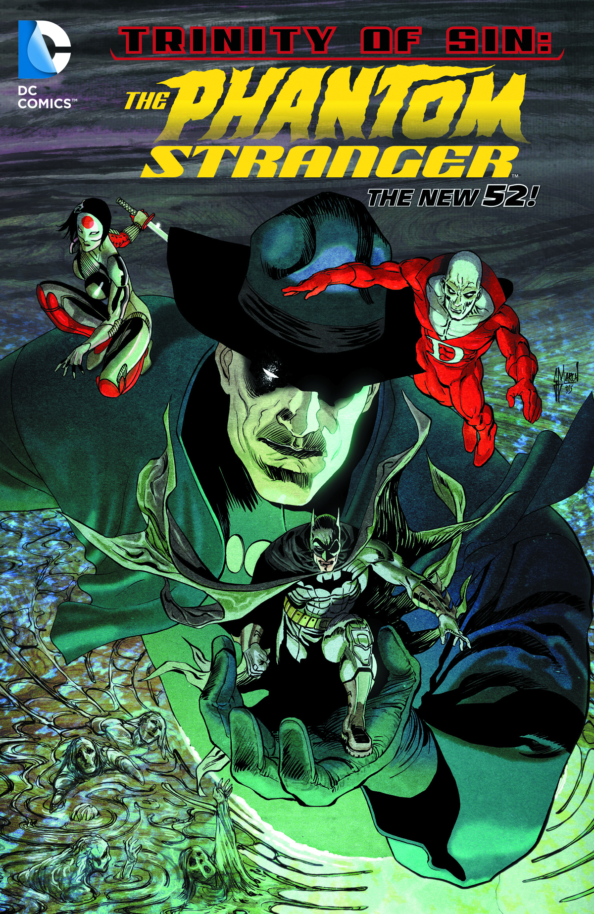 PHANTOM STRANGER TP VOL 02 BREACH OF FAITH
