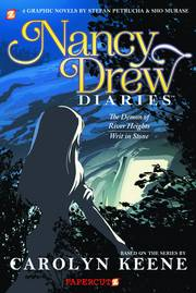 NANCY DREW DIARIES GN VOL 01