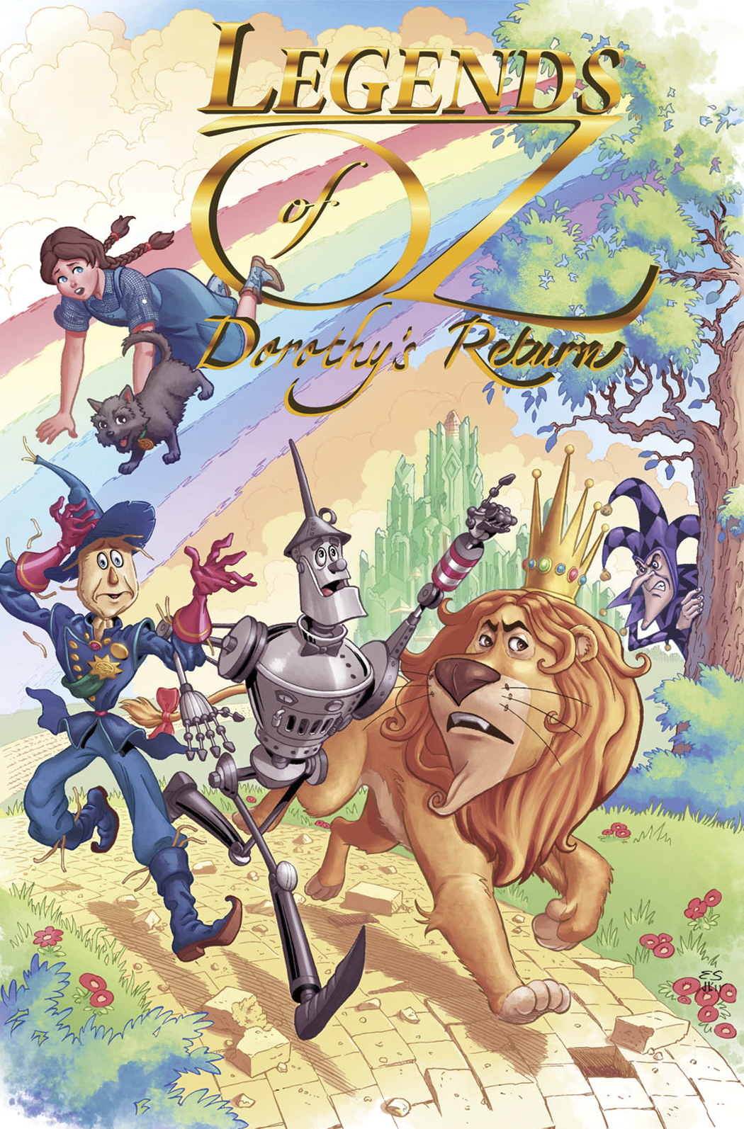 LEGENDS OF OZ TP DOROTHYS RETURN
