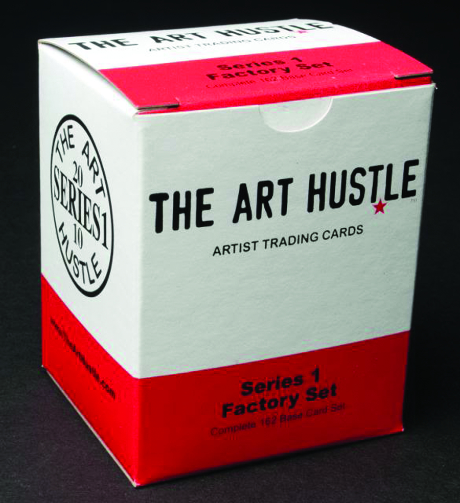 ART HUSTLE T/C FACTORY SET SER 01