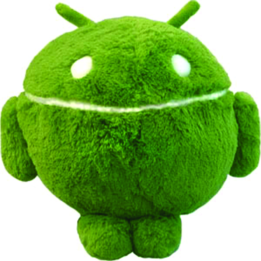 SQUISHABLE MICRO ANDROID PLUSH