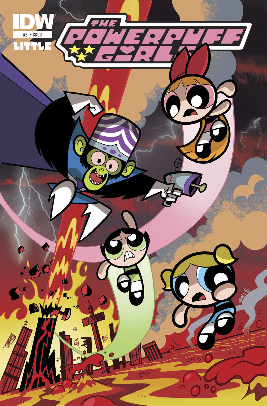 POWERPUFF GIRLS #6