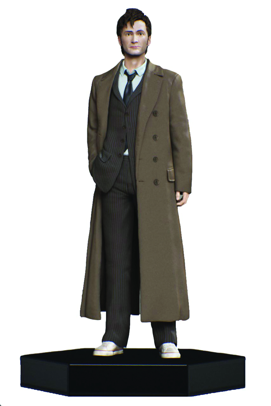 DOCTOR WHO FIG COLL #8 10TH DOCTOR