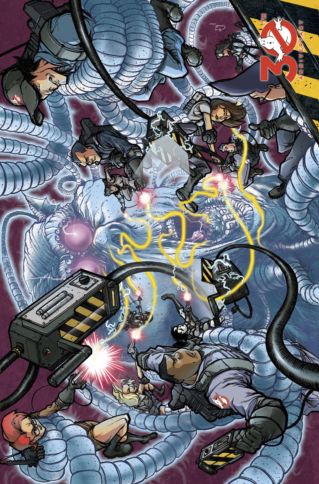 GHOSTBUSTERS #13 SUBSCRIPTION VAR