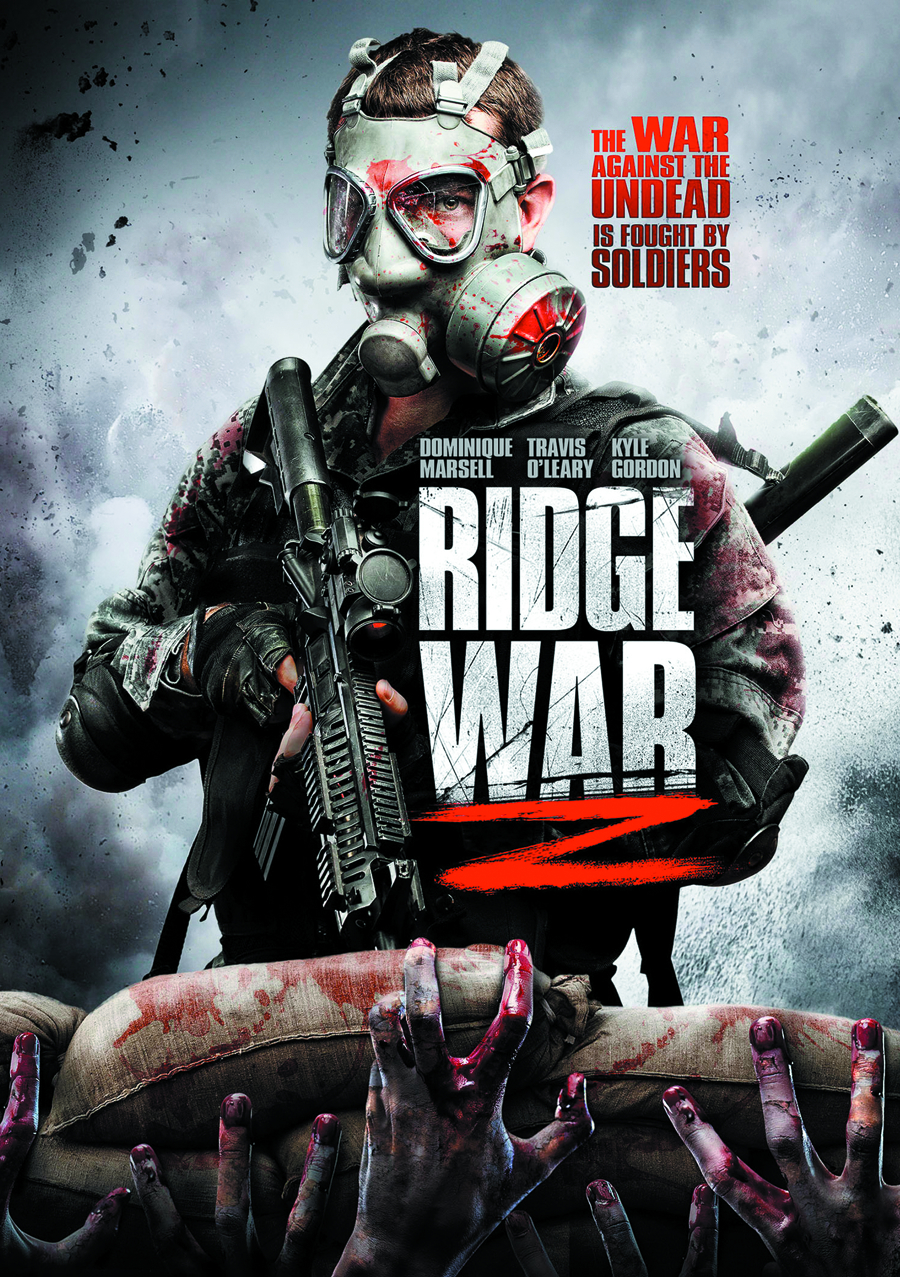 RIDGE WAR Z DVD