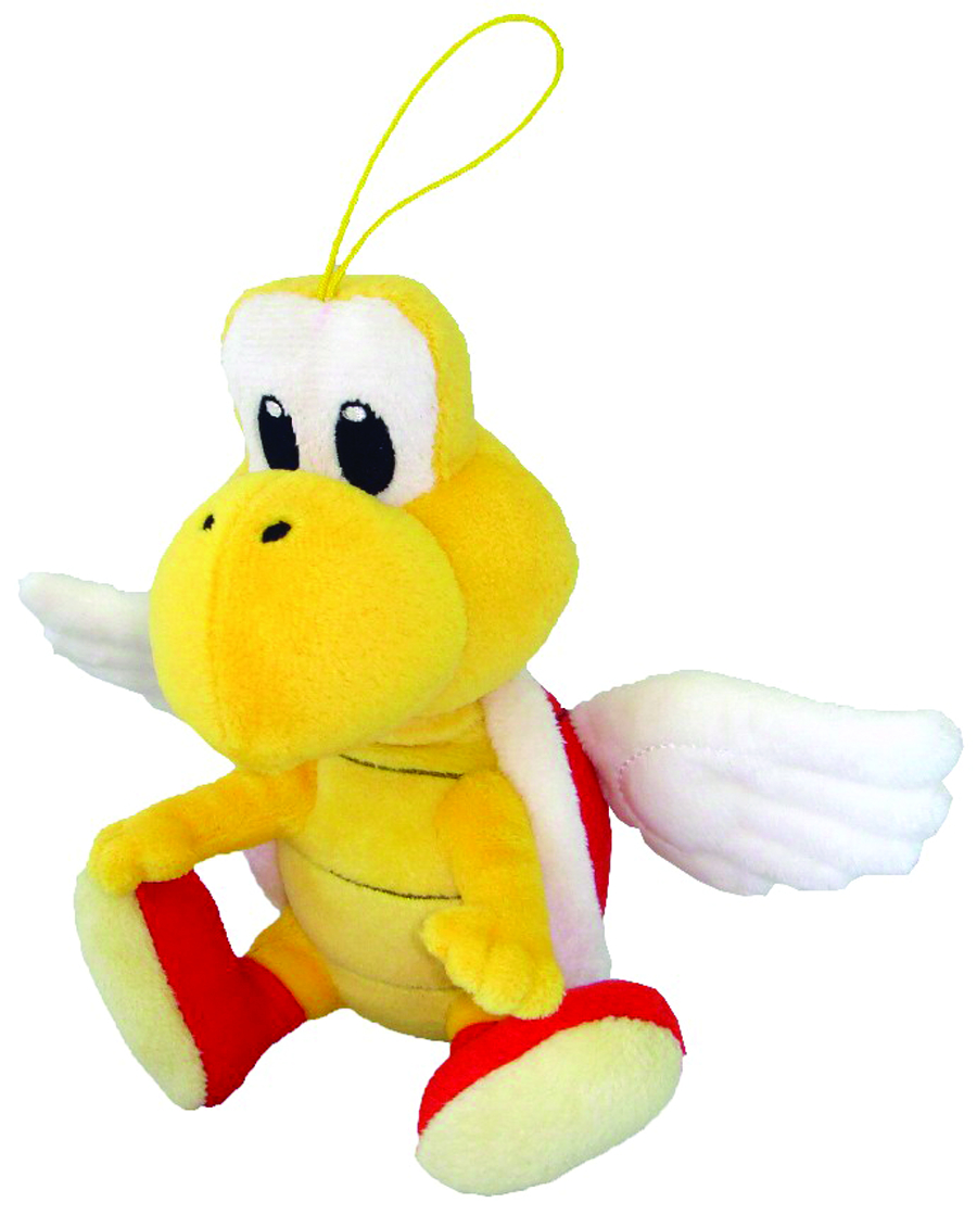 SUPER MARIO BROS KOOPA PARATROOPA 6IN PLUSH