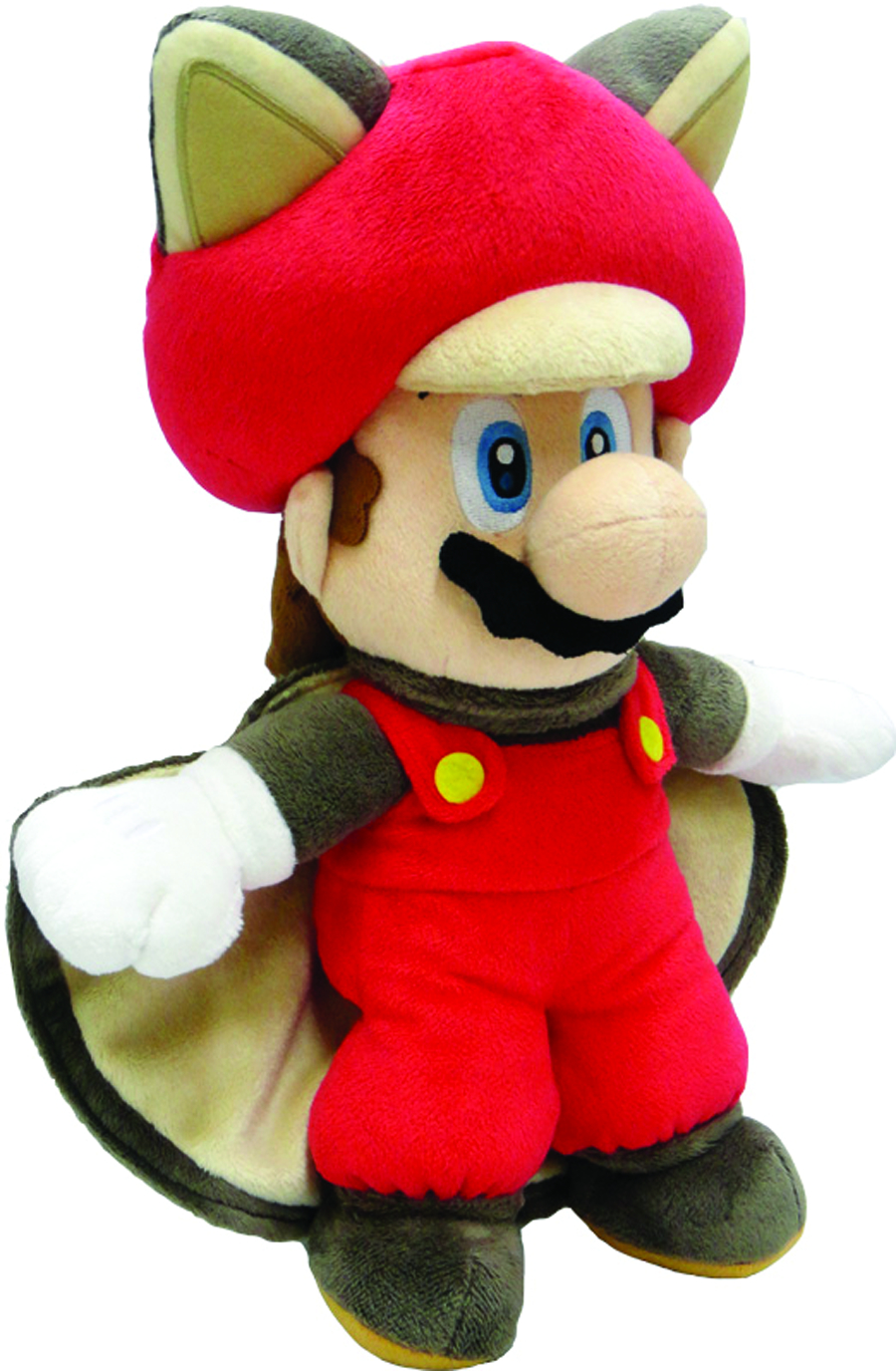 SUPER MARIO BROS FLYING SQUIRREL MARIO 14IN PLUSH
