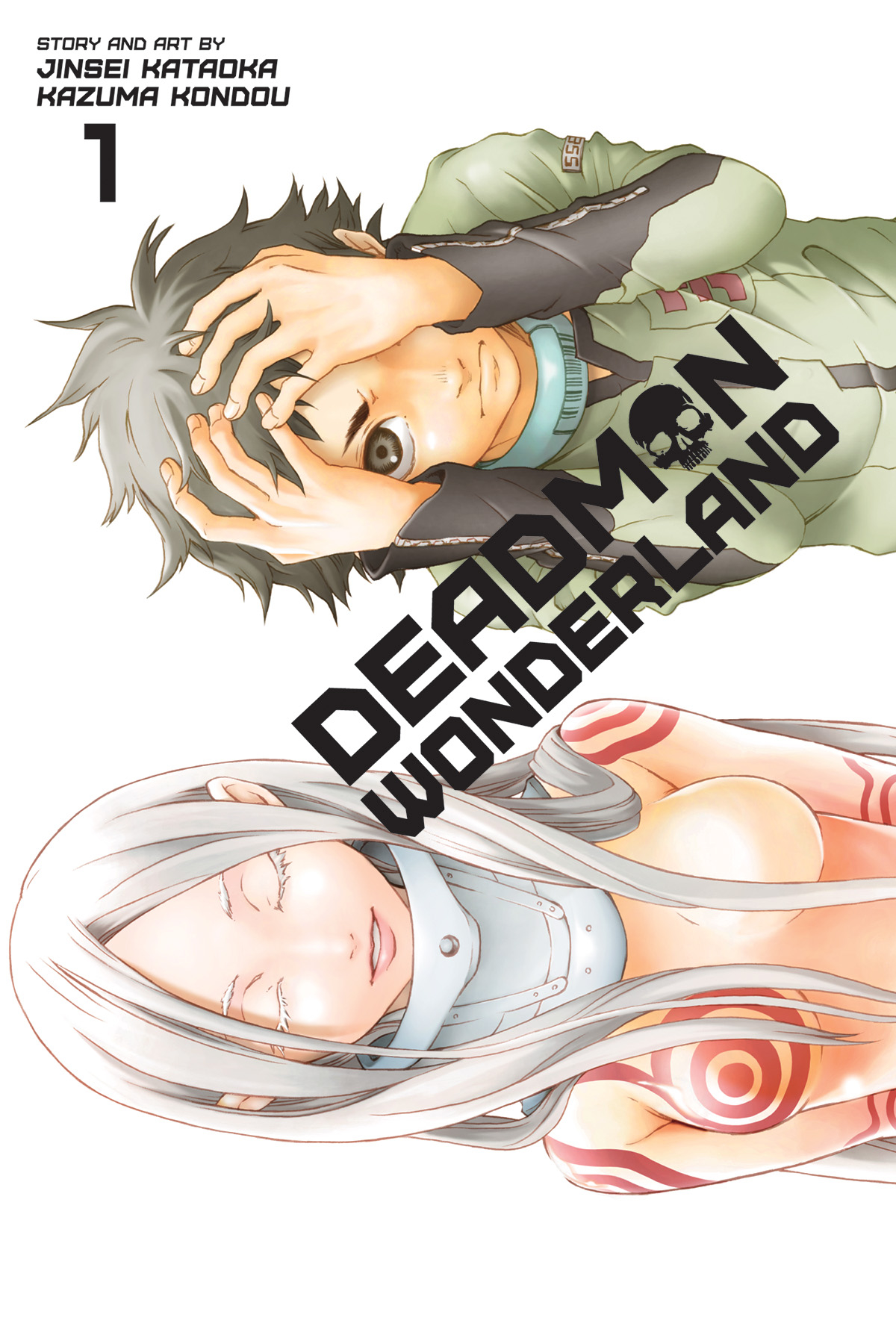 DEADMAN WONDERLAND GN VOL 01