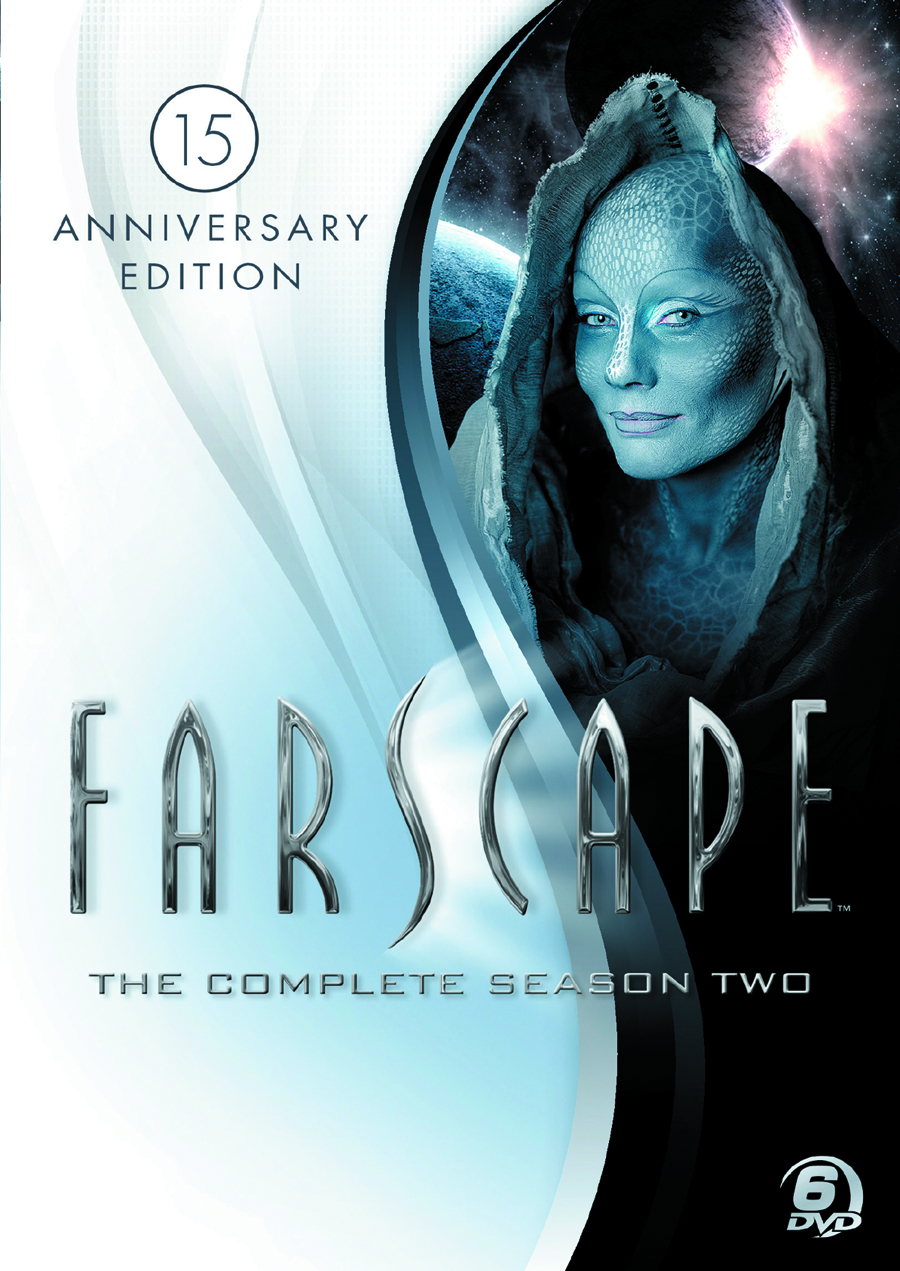 FARSCAPE DVD COMP SEA 02