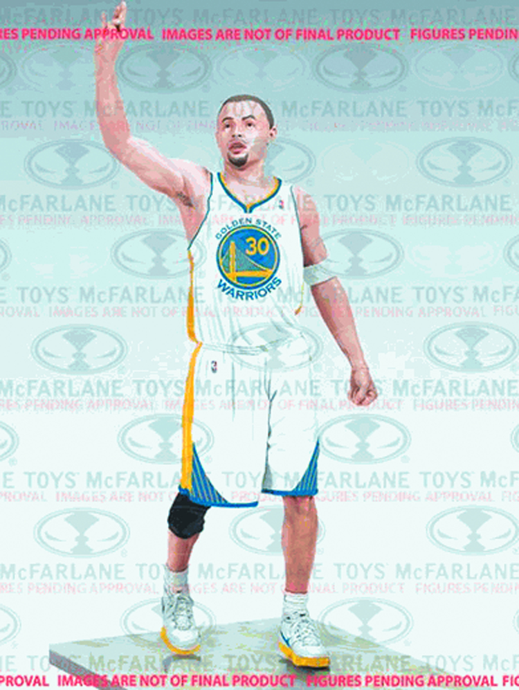 TMP NBA SERIES 24 STEPHEN CURRY AF CS