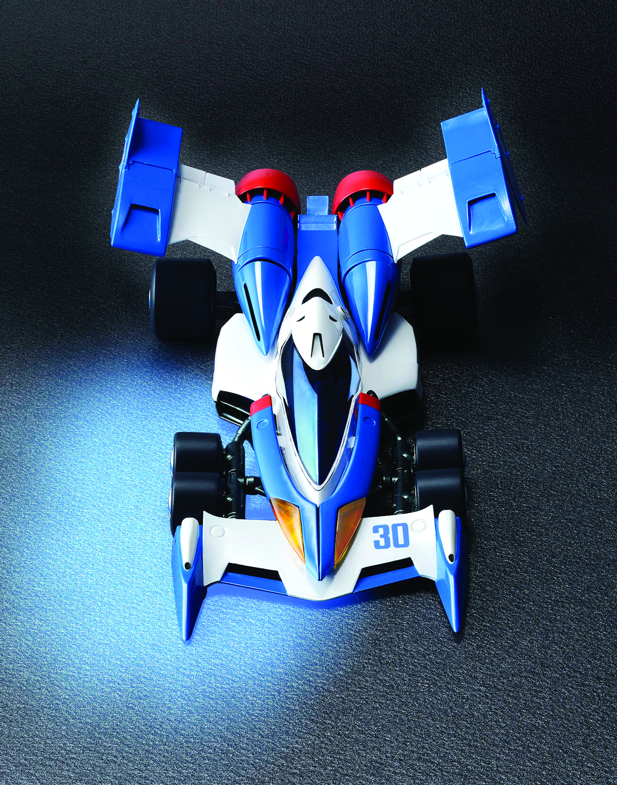 FUTURE GPX CYBER FORMULA SUPER ASURADA 01 VAR ACT FIG