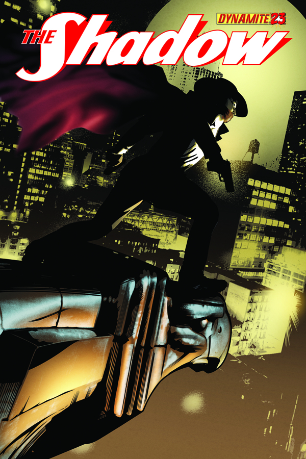 SHADOW #23 CALERO SUBSCRIPTION CVR