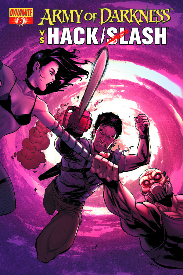 ARMY OF DARKNESS VS HACK SLASH #6