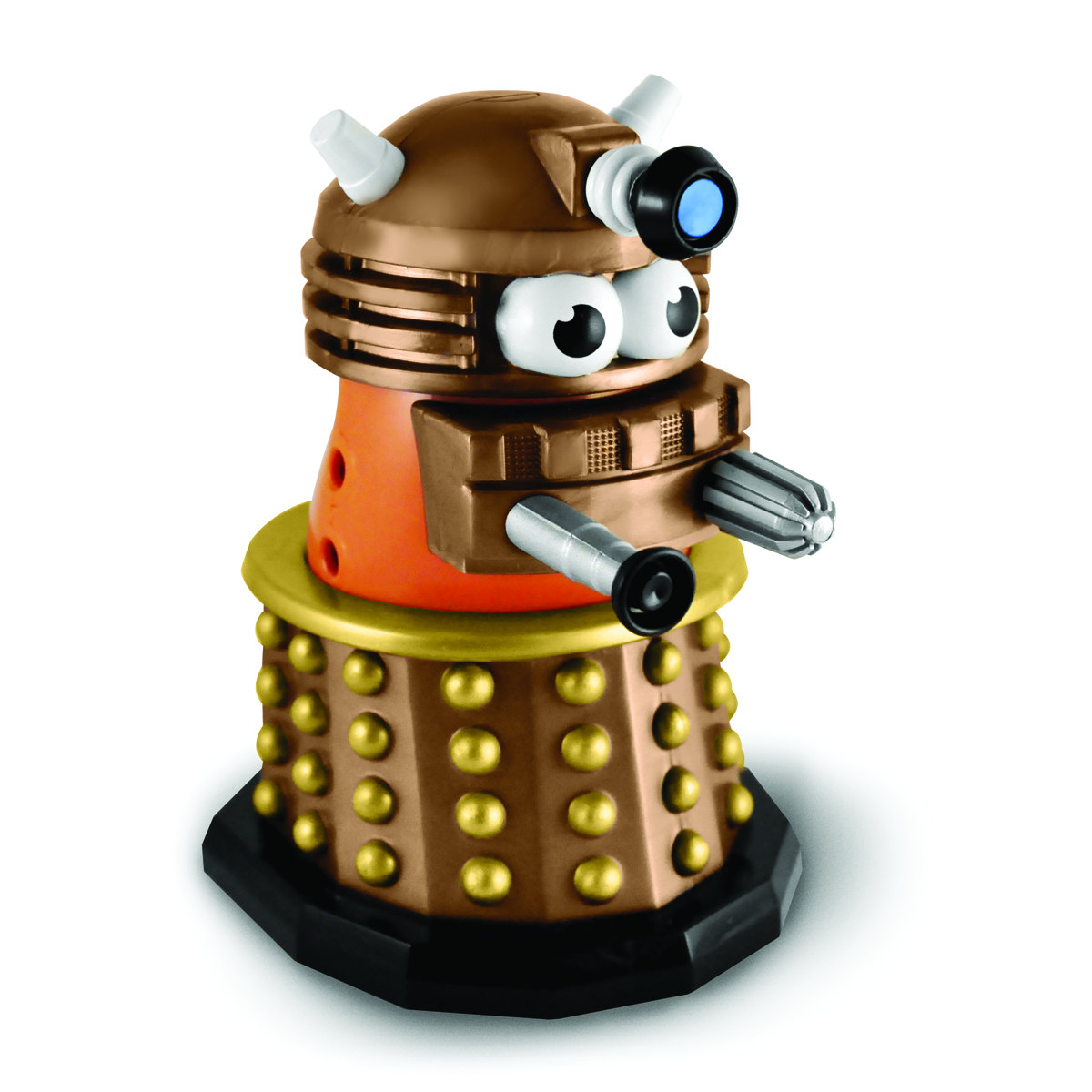 MR POTATO HEAD DOCTOR WHO DALEK