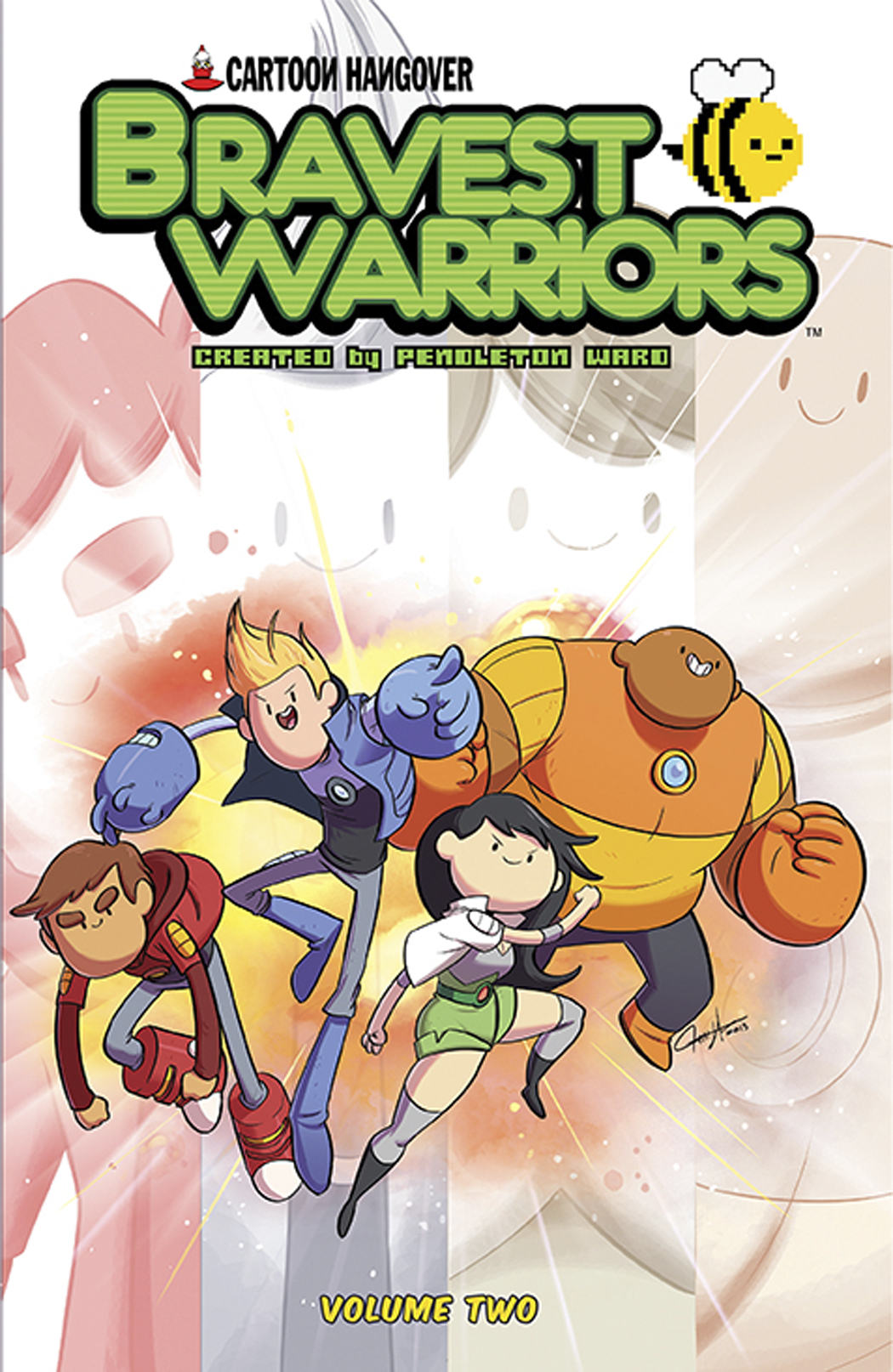 BRAVEST WARRIORS TP VOL 02