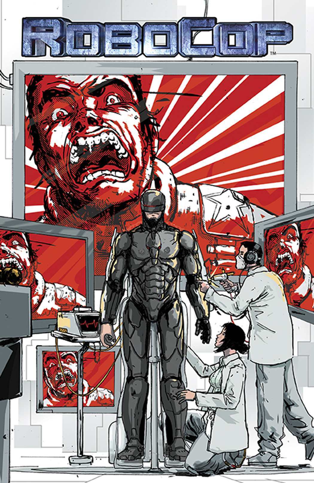ROBOCOP HOMINEM EX MACHINA ONE SHOT