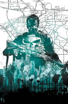 PUNISHER #1 ANMN