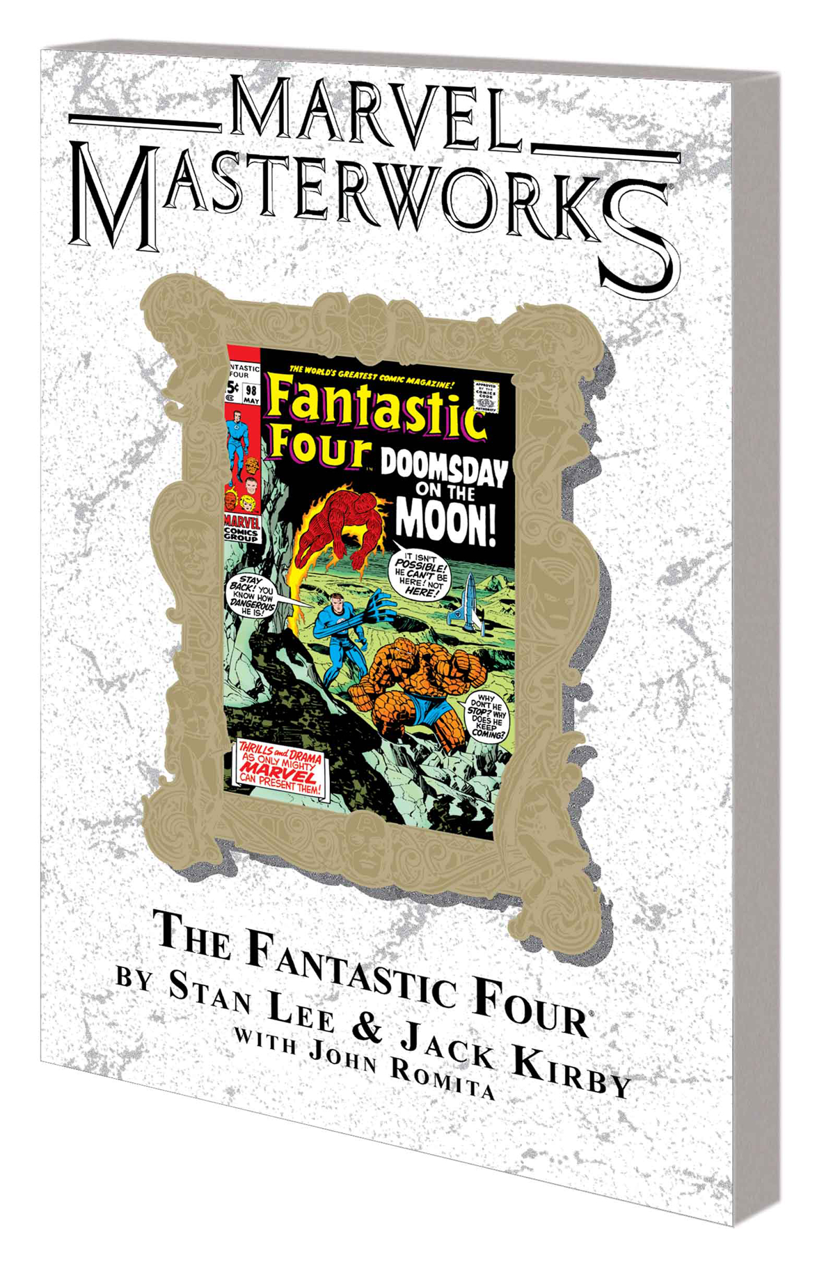 MMW FANTASTIC FOUR TP VOL 10 DM VAR ED 62