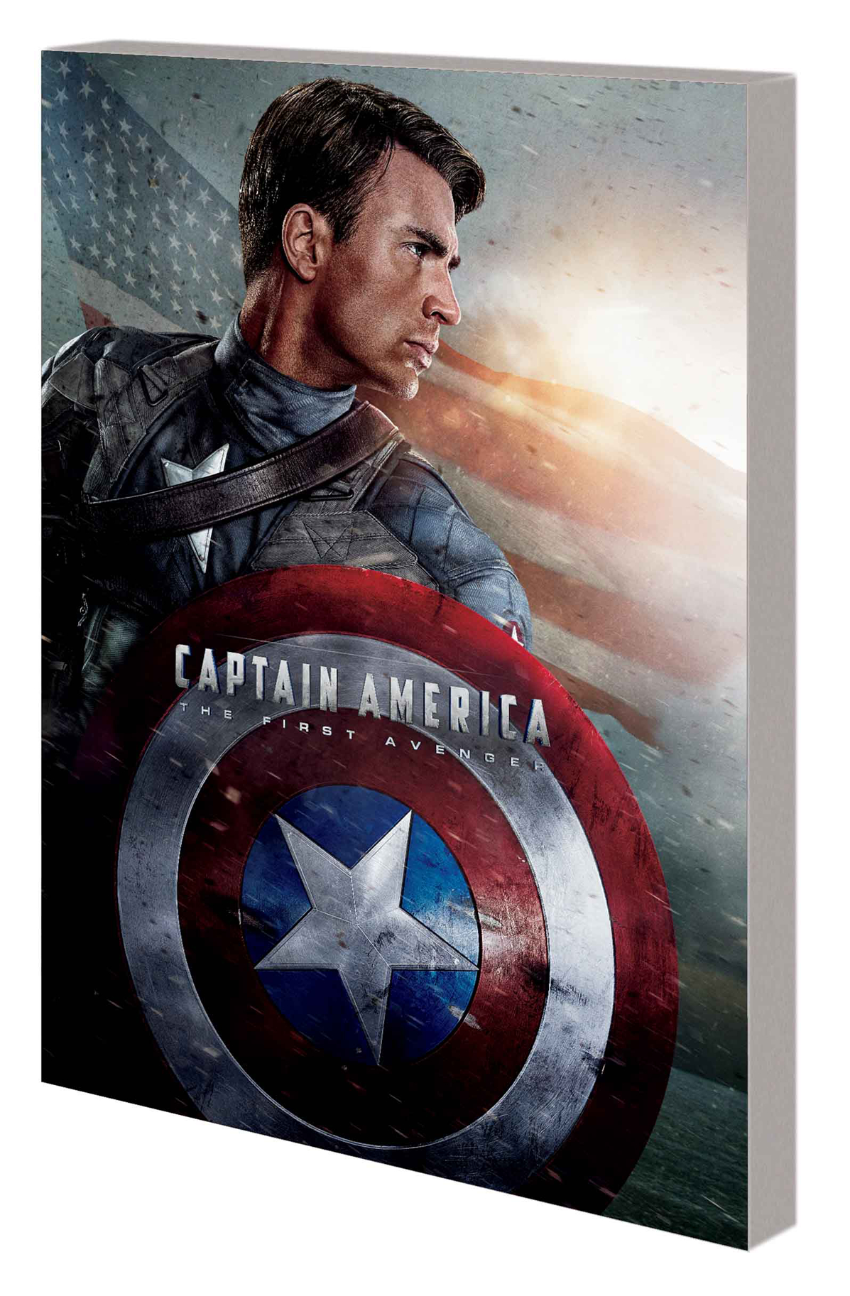 MARVELS CAPTAIN AMERICA FIRST AVENGER SCREENPLAY TP