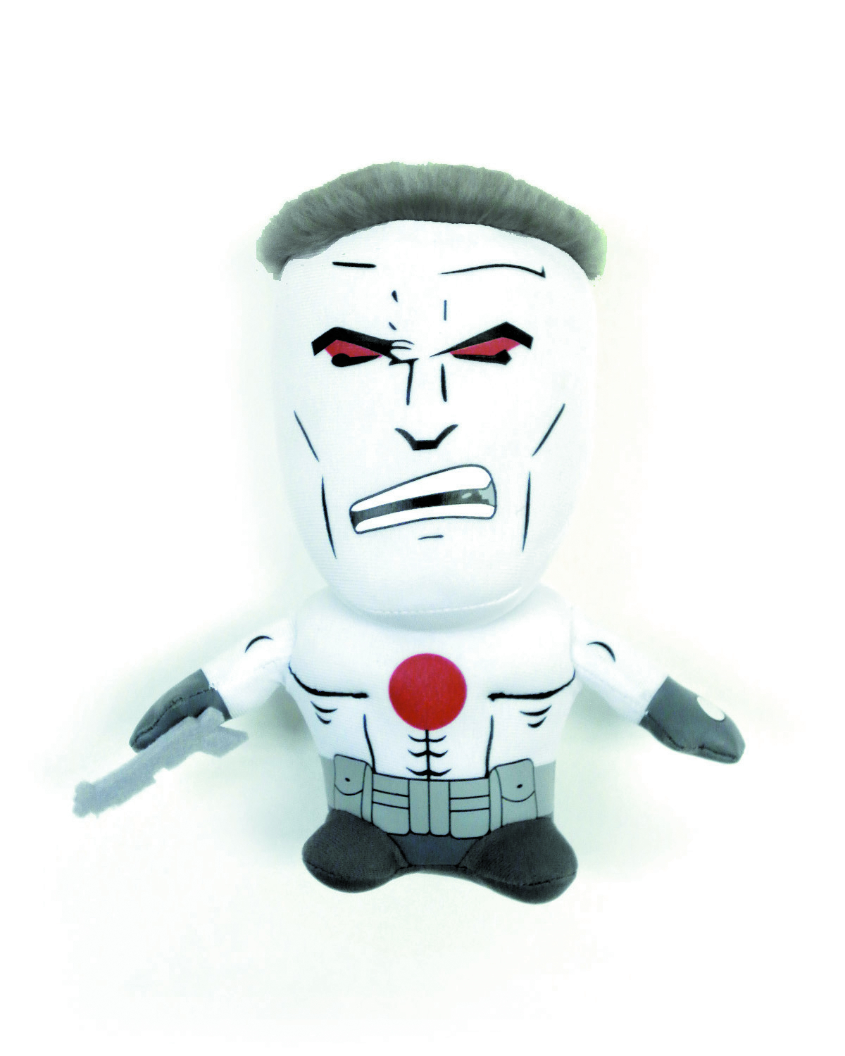 VALIANT BLOODSHOT SUPER DEFORMED PLUSH