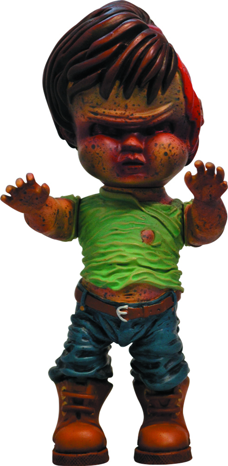 ROMPER ZOMBIE ANDIE 4IN VINYL FIG