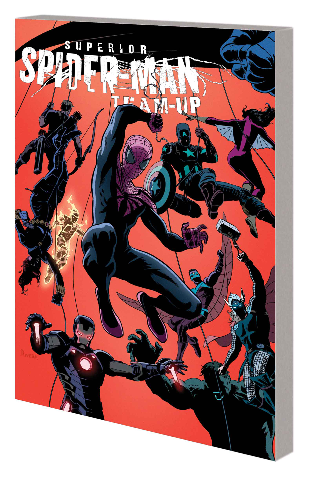 SUPERIOR SPIDER-MAN TEAM UP TP VERSUS
