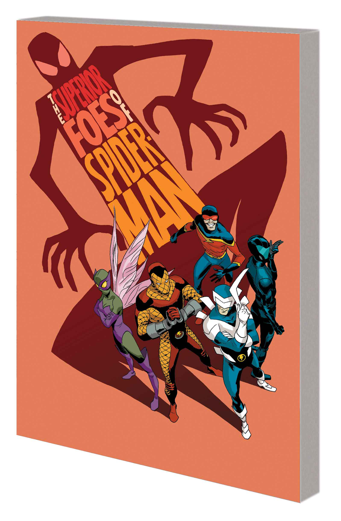SUPERIOR FOES SPIDER-MAN TP VOL 01 GETTING BAND BACK