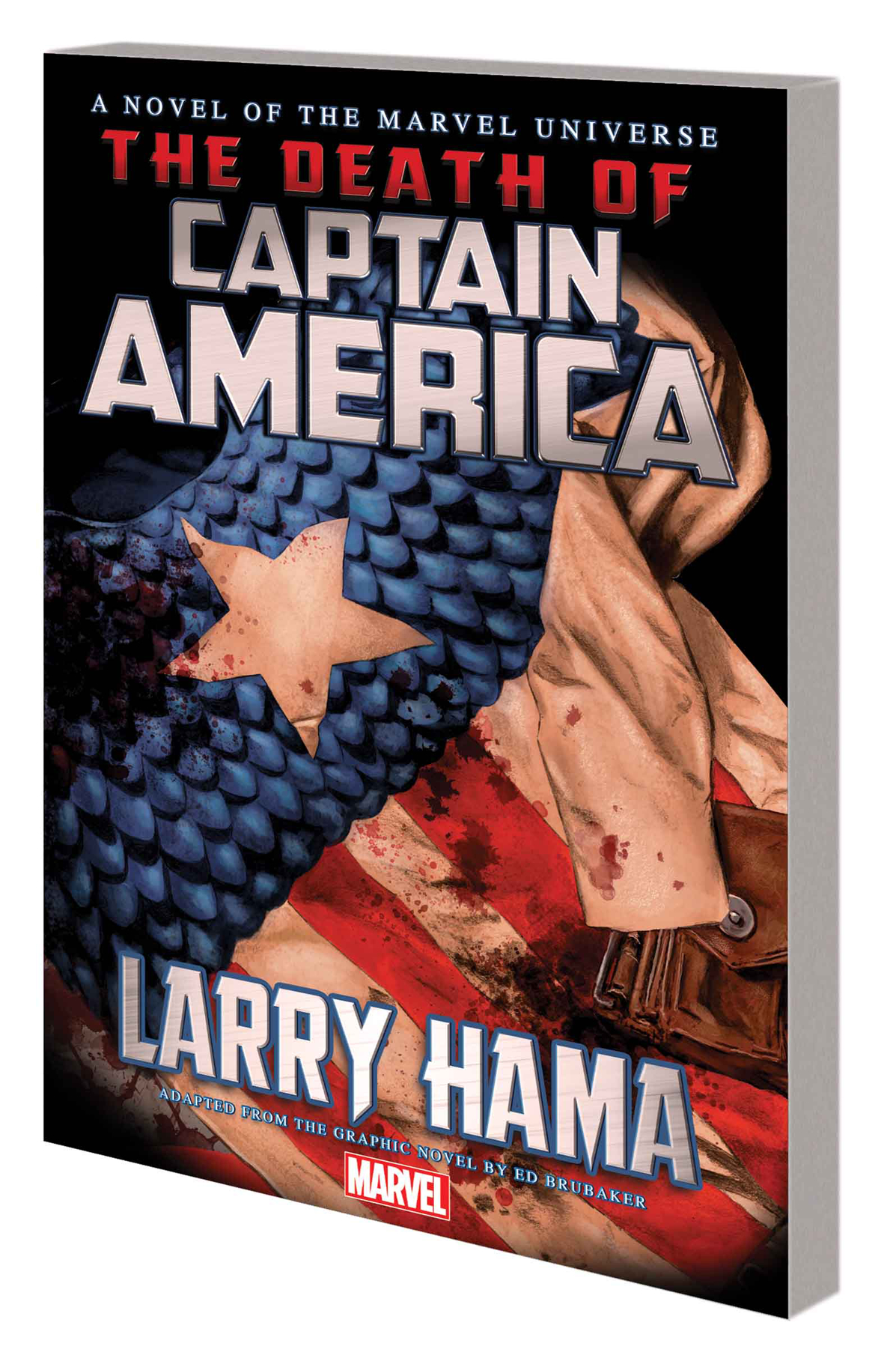 CAPTAIN AMERICA HC DEATH CAPTAIN AMERICA PROSE NOVEL