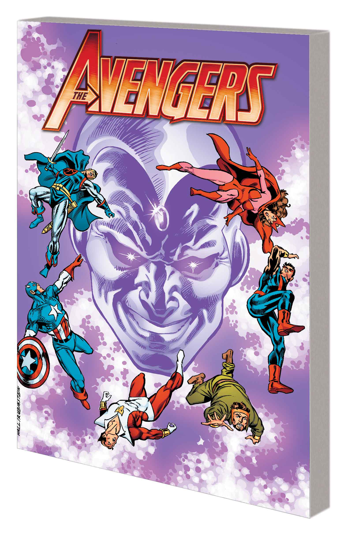 AVENGERS TP BOOK 02 ABSOLUTE VISION