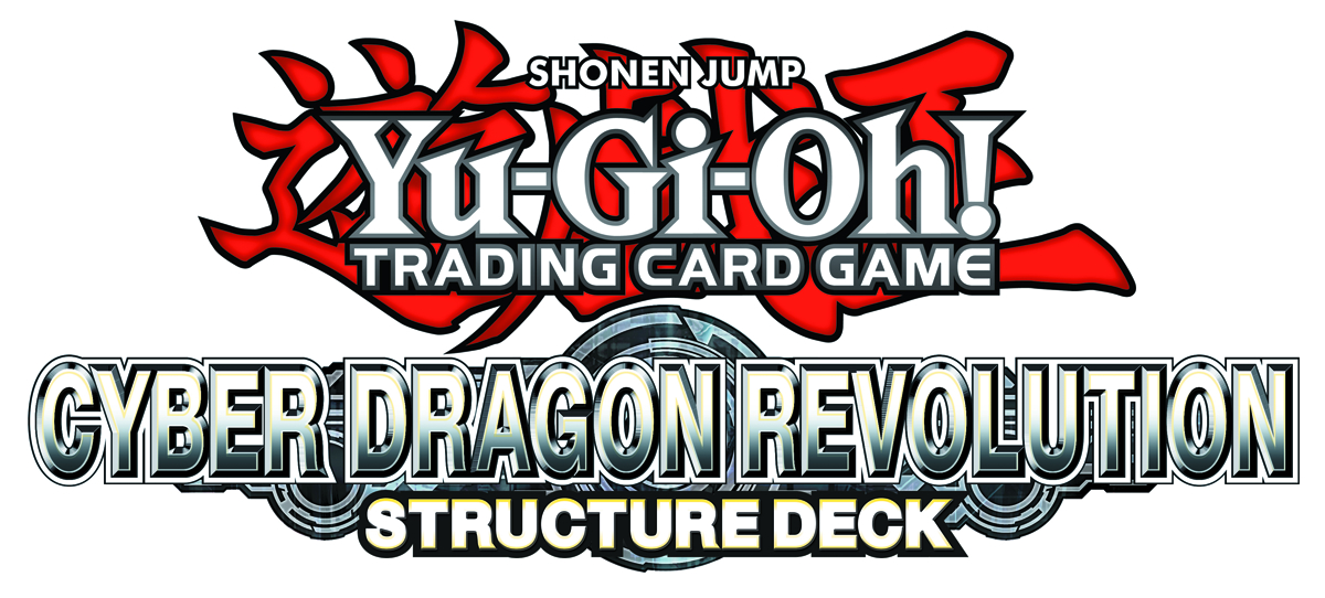 YU GI OH TCG STRUCTURE DECK CYBER DRAGON REVOLUTION DIS