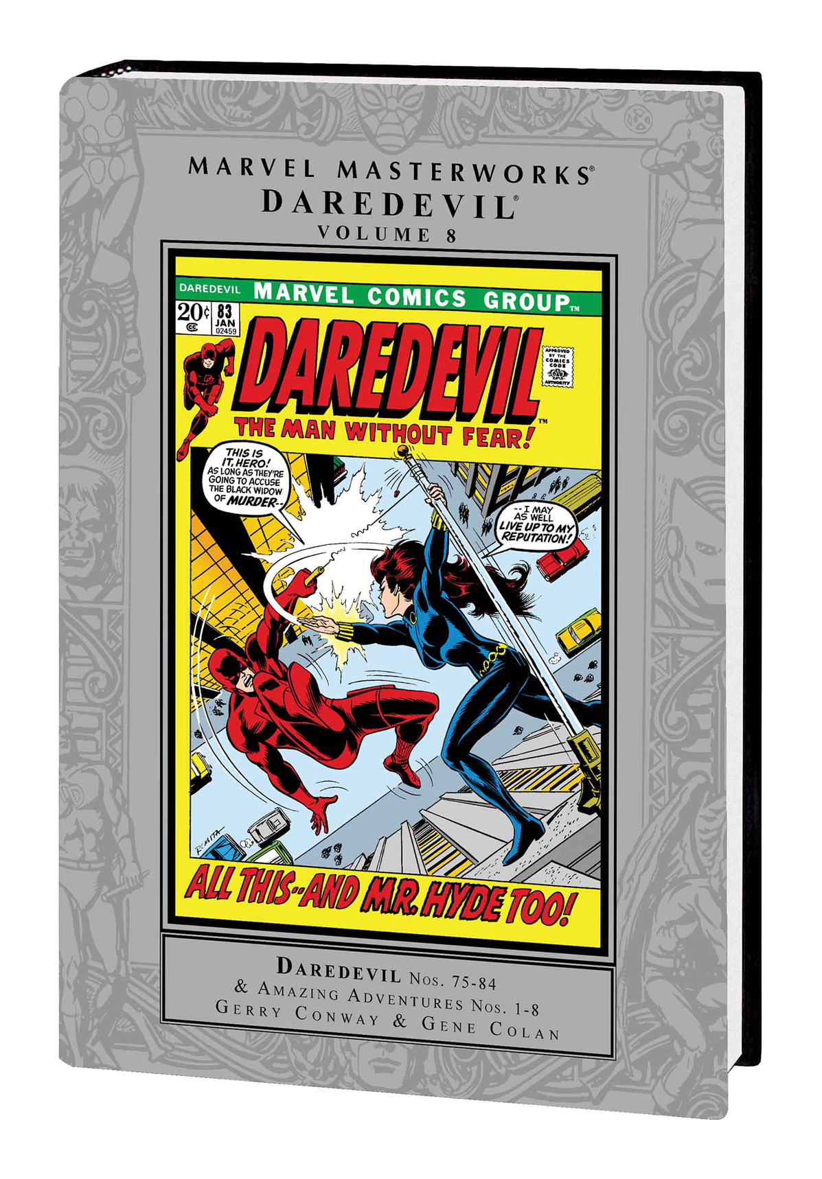 MMW DAREDEVIL HC VOL 08