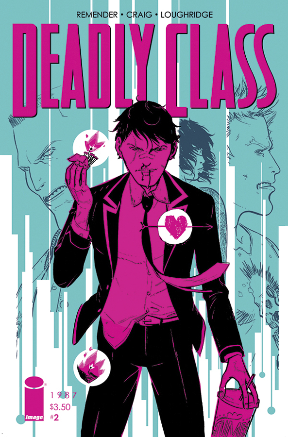 DEADLY CLASS #2 (MR)