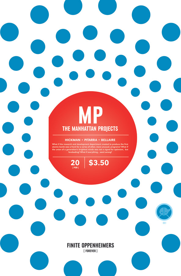 MANHATTAN PROJECTS #20