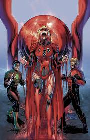 GREEN LANTERN RED LANTERNS #28 COMBO PACK