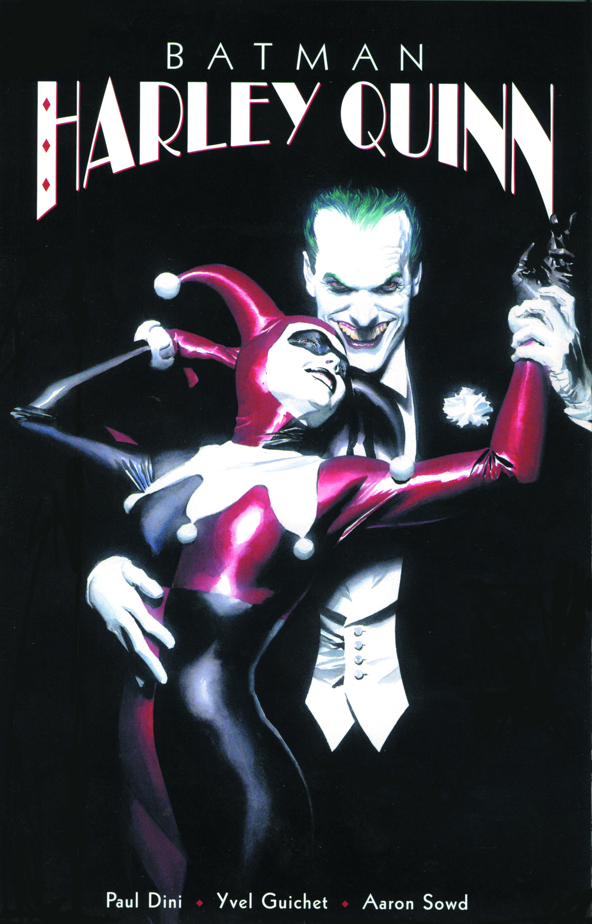 DC COMICS PRESENTS HARLEY QUINN #1