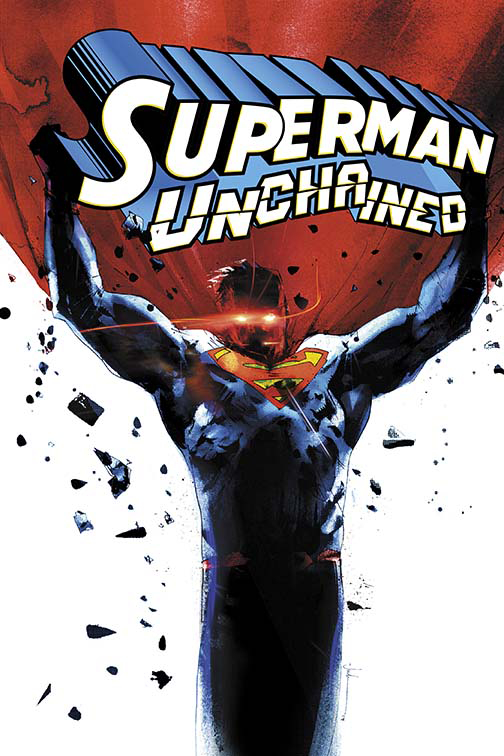 SUPERMAN UNCHAINED #7 JOCK VAR ED
