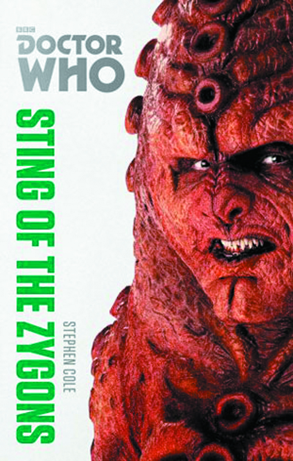 DOCTOR WHO MONSTER COLL ED STING OF ZYGONS